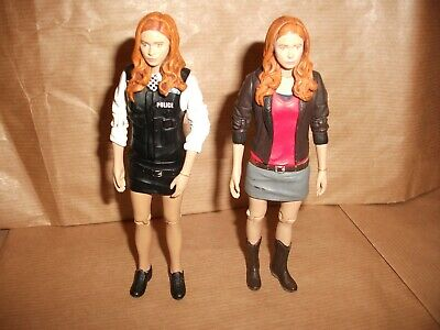 Dr Who 5  Action Figure. Amy Pond, Two Variants • 12.99£