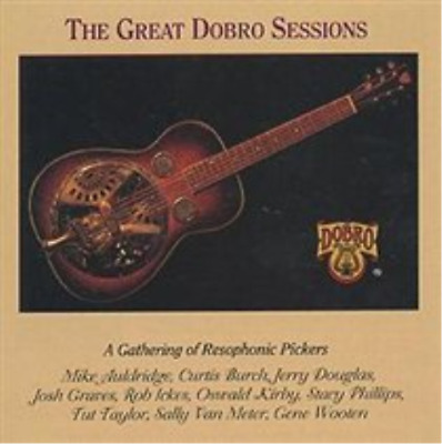 Various-The Great Dobro Sessions CD NEW • 12.59£