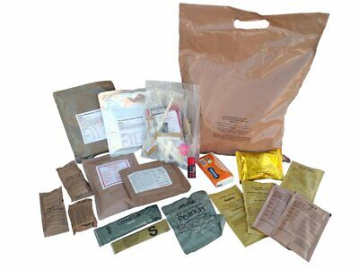 $59 • Buy New British 24h Mre, Orp, Military, Army Ration, Survival, Emergency, Combat