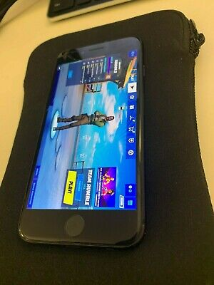 AU207.50 • Buy Apple IPhone 8 - 256GB - Space Grey - With Fortnite Installed