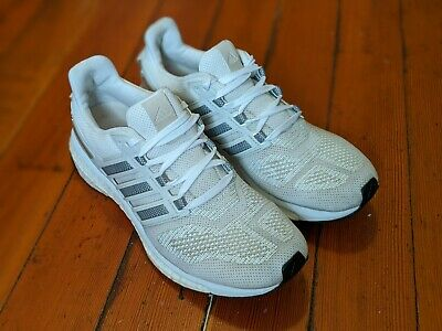 $ CDN99.95 • Buy Adidas Energy Boost 3 Women's Size 9 Shoes White/Solid Grey/Crystal White AQ5964