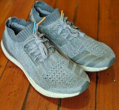 $ CDN139.95 • Buy Adidas Size 10 UltraBoost Uncaged Clear Grey 2017 BB4489 Excellent Condition