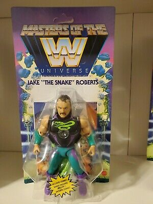 $35 • Buy WWE Masters Of The WWE Universe Jake The Snake Wave 4