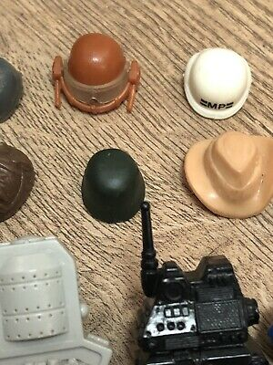 $ CDN45.59 • Buy Vintage Gi Joe Accessories Lot Of Helmets And Back Packs Combined Shipping