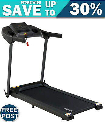 AU707.07 • Buy OVICX Electric Treadmill Home Gym Exercise Machine Fitness Equipment Compact
