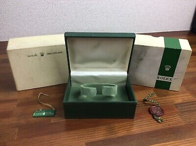 $ CDN788.28 • Buy Rolex Vintage 1971 Watch Box Set 06.00.06 Switzerland + Tags + FREE SHIPPING