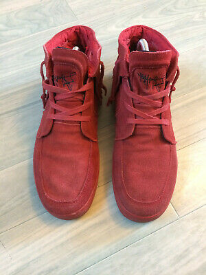 $ CDN685.46 • Buy Yelawolf Shoes Sneakers Bama Chukka Famous Stars And Straps RARE 2013