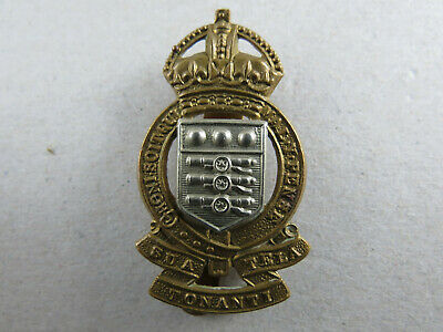 British Army Cap Badge RAOC Royal Army Ordnance Corps  • 0.99£