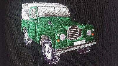 Embroidered Clothing Logo Either Very Similar To Land Rover Or Early Range Rover • 17.25£