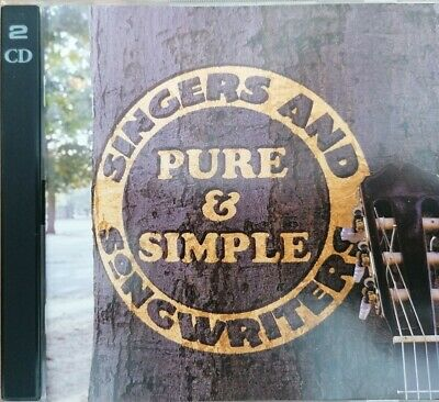PURE AND SIMPLE - TIME LIFE (2CD). DISCS NEAR MINT. 30 Tracks.  • 4.99£