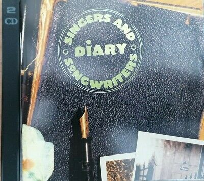SINGERS AND SONGWRITERS DIARY - TIME LIFE (2CD). 30 Tracks.  • 4.99£