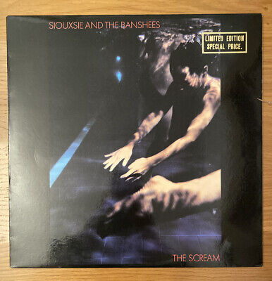 Siouxsie And The Banshees - The Scream Vinyl, First Pressing UK 1978 Mint • 12£