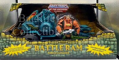 $169.95 • Buy MOTUC, Masters Of The Universe Classics BATTLE RAM!! NEW!!! FREE S/H!!!