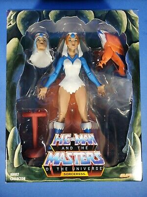 $99.99 • Buy MOTU Classics SORCERESS Figure 100% Complete Masters Of The Universe, FILMATION