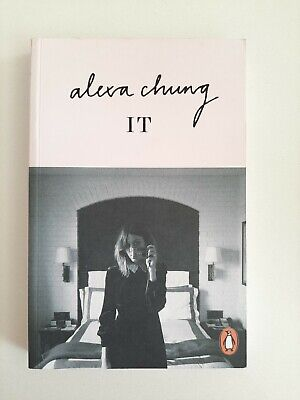 AU15 • Buy It By Alexa Chung Paperback Book Fashion Style Blogger