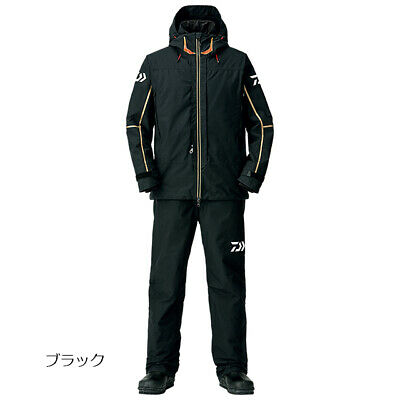 £518.25 • Buy Daiwa DW-1808 Gore Tex Product Winter Suit Black L From Stylish Anglers Japan