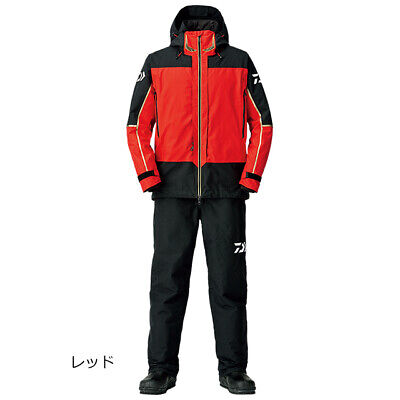 £518.25 • Buy Daiwa DW-1808 Gore Tex Product Winter Suit Red M From Stylish Anglers Japan
