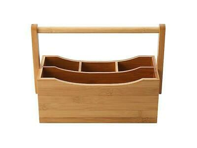 AU24.95 • Buy New Bamboozled Utensil Caddy 25x14x20cm