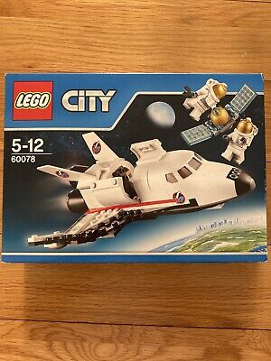 Lego City 60078 Space Utility Shuttle (unused But Box Opened) • 10£