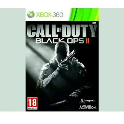 £15.20 • Buy Call Of Duty Black Ops II 2 Xbox 360 / Xbox One - EXCELLENT Cond FAST Delivery