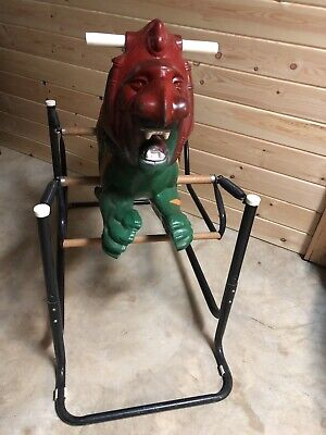 $1100 • Buy Battle Cat Spring Bouncer - Masters Of The Universe - Very Rare- 1985 Edition