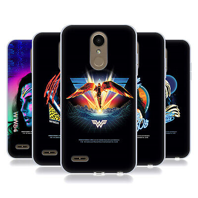 Official Wonder Woman 1984 80's Graphics Soft Gel Case For Lg Phones 1 • 14.95£