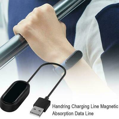 $2.23 • Buy Black USB Charger Cable Adapter For Xiaomi Mi Band Bracelet Smart 4 Z5M4
