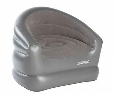 Vango Inflatable Camping Picnic Driveaway Awning Flocked Chair Nocturne Grey • 1,031.95£
