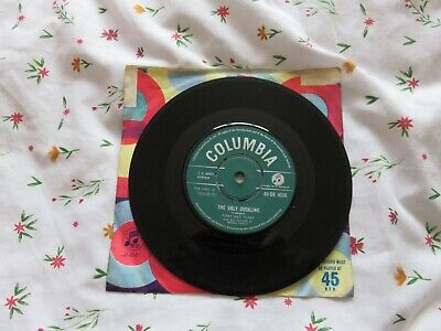 Pinky And Perky  The Ugly Duckling 7 Inch Single • 3.99£