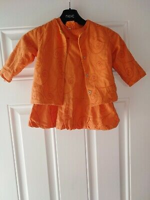 Dress And Jacket Size 18 Months • 1.70£