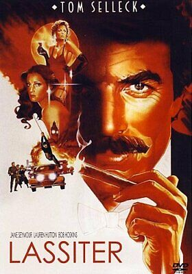 Lassiter - Uncut! - Tom Selleck [DVD] [1 DVD Incredible Value And Free Shipping! • 12.99£