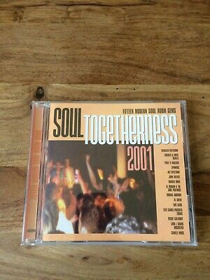 Soul Togetherness 2001  - Various Artists (CD 2001) Expansion Records • 20£