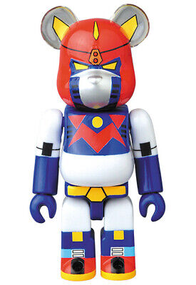 $24.29 • Buy Medicom Bearbrick Be@rbrick 100% Series 38 SF V Voltes Mazinger Toy Figure