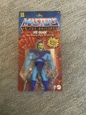 $275 • Buy Masters Of The Universe Origins Skeletor On He-man Card! Ultra Rare!!