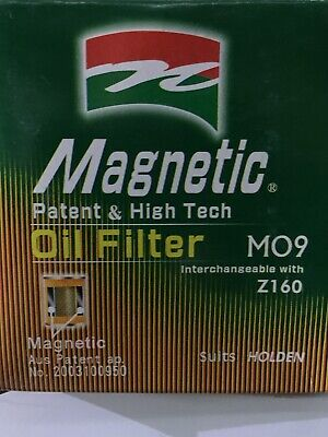AU18 • Buy OIL FILTER FOR HOLDEN LS1 5,7L LS2 6.0L V8 Vt, Vy, Vz, M09 Z160 With 4 X MAGNETS