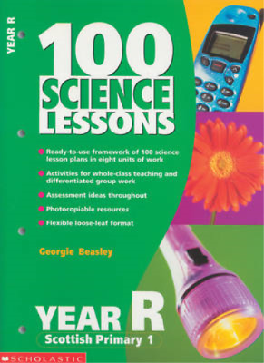 £3.28 • Buy 100 Science Lessons For Year Reception (100 Science Lessons), Georgie Beasley, U