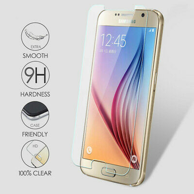 $ CDN1.28 • Buy Real Tempered Glass Film Lcd Screen Protector For Samsung Galaxy S7 - Clear