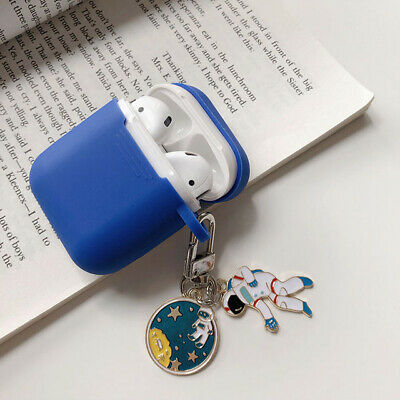 AU5 • Buy Cute Cosmic Astronaut Spaceman Keychain For Apple Airpods Case Accessories