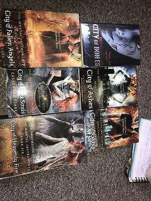 The Mortal Instruments Six Books By Cassandra Clare (Paperback, 2014) • 7.70£