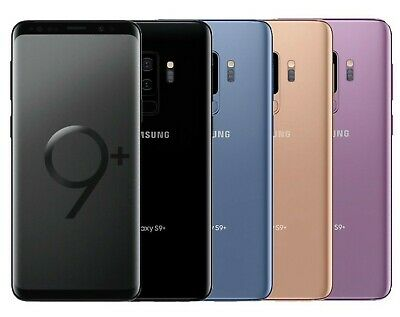$ CDN345.35 • Buy Samsung Galaxy S9+ Plus SM-G965U 64GB GSM/CDMA Unlocked T-Mobile AT&T Verizon A