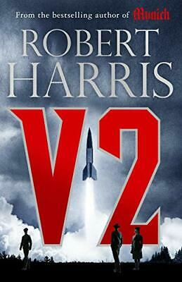 £4.99 • Buy V2: The Sunday Times Bestselling World War II Thriller By Harris, Robert Book