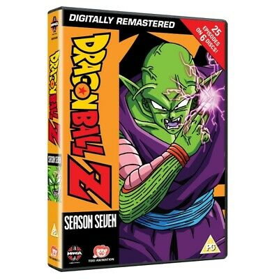 AU32.72 • Buy Dragonball Z Season 7 DVD