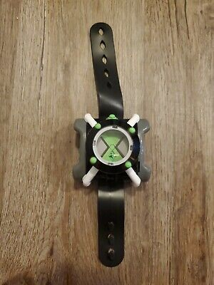 Ben 10 Deluxe Omnitrix Watch Lights Sounds Wrist Toy Talking EXCELLENT Condition • 25.32£
