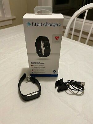 $ CDN17.87 • Buy Fitbit Charge 2 Wristband Activity Tracker, Small - Black