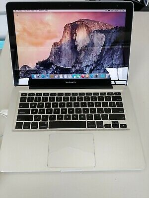 AU160.50 • Buy MacBook Pro 13 , Core I5, 4Gb, 1Tb, Early 2011 - Great Condition Except Trackpad