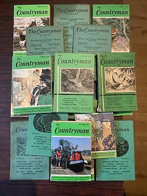 18 Countryman Books Ranging From 1947 To 1990 Inc Birthday Edition • 25£