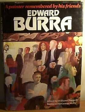 Edward Burra: A Painter Remembered By His Friends • 25.15£