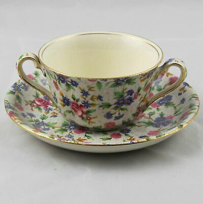 $ CDN25.81 • Buy Royal Winton Grimwades Old Cottage Chintz Bouillon Soup Bowl Multiple Available