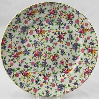 $ CDN34.12 • Buy Royal Winton Grimwades Old Cottage Chintz Dinner Plate 10  Multiple Available