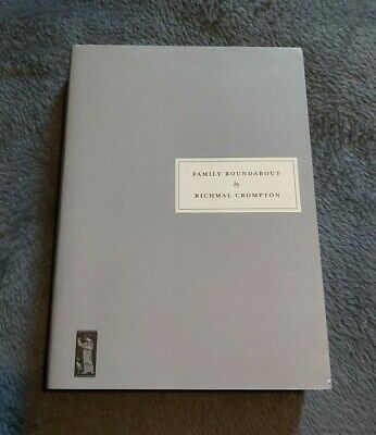 Family Roundabout By Richmal Crompton- Persephine Books • 6.99£